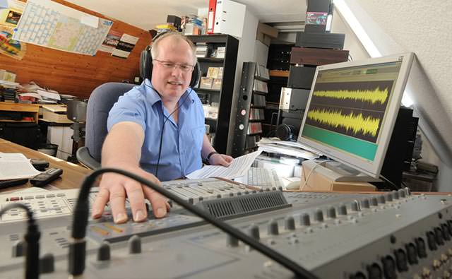 Chormagazin ImTakt: Radiosendung mit Jürgen Bruch