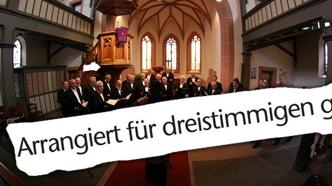 Dreistimmiger-Chor