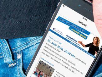 Artikelbild Chorevents App