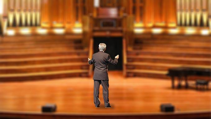 Wie viele Sänger braucht der Chor