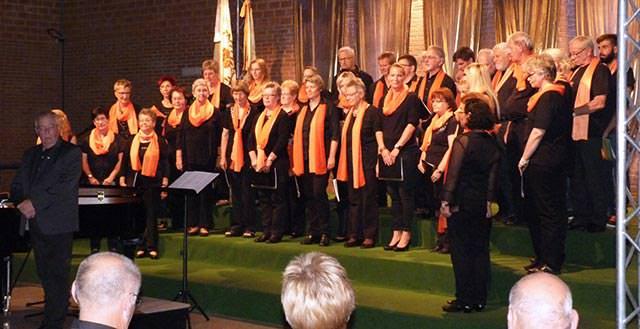 Der gemischte Chor aus Külte