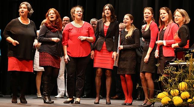 Meisterchorsingen 2016: Singoritas