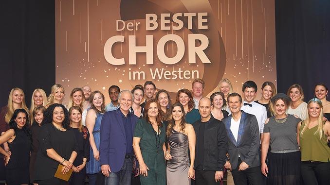 Artikelbild Der beste Chor im Westen