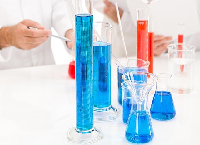 Bei einem Team muss die Chemie stimmen