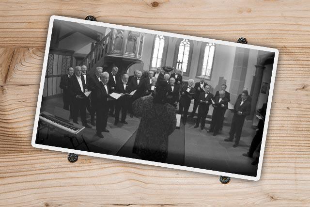 Erinnerungen an den Chor