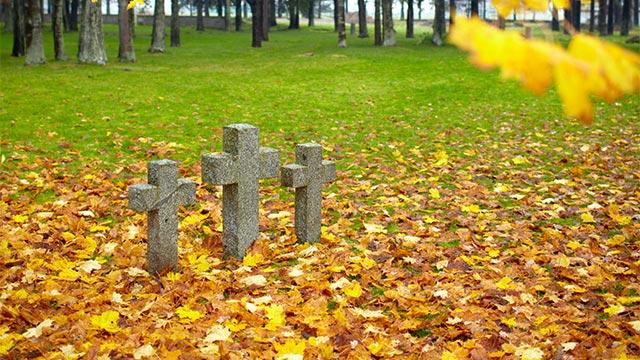 Friedhof Chor