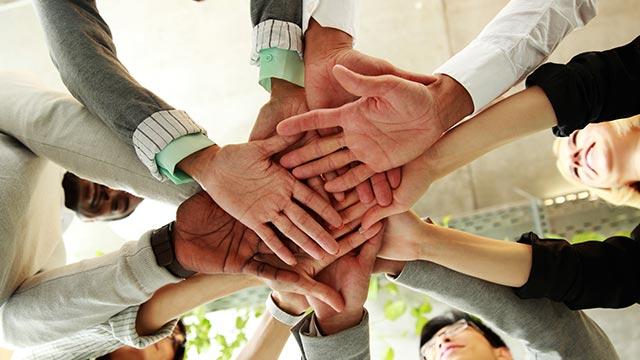 Teamwork im Chor