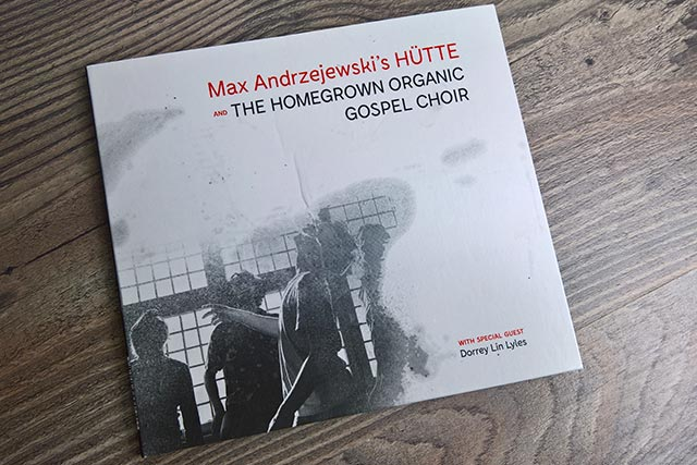 Max Andrzejewskis Hütte CD Cover