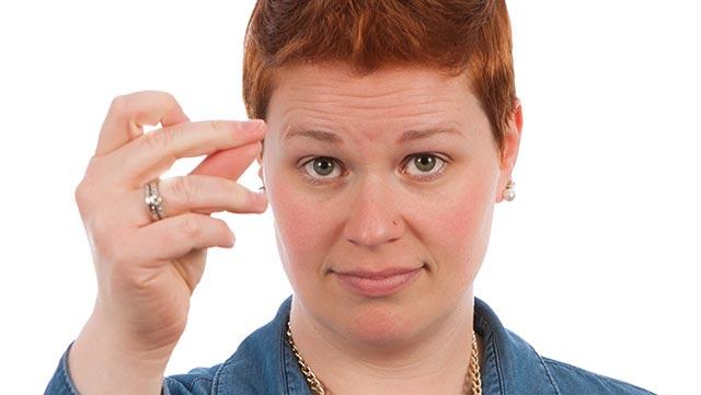 Der Klassiker: Schnippen mit dem Finger