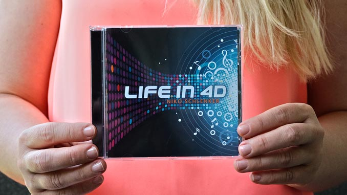Gospel CD Life in 4D