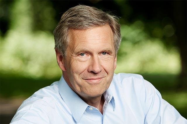 Christian Wulff DCV-Präsident