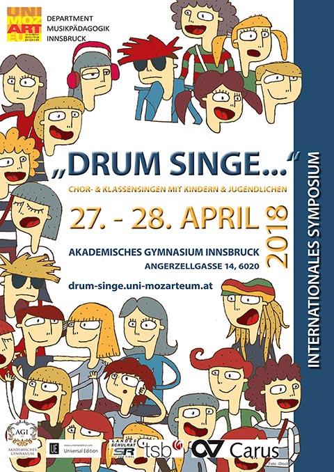 Plakat Innsbrucker Symposium