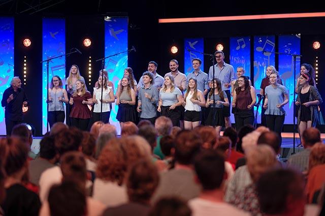 hr4 Chorwettbewerb Songlines