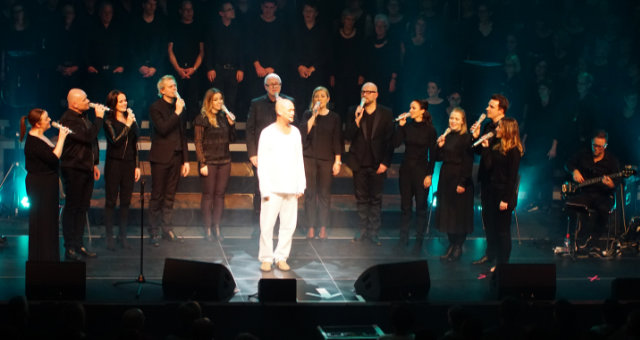 Gospel Chor Centrum Konzert Messias