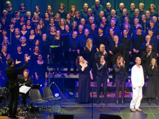 Oslo Gospel Choir und Gospel Chor Centrum