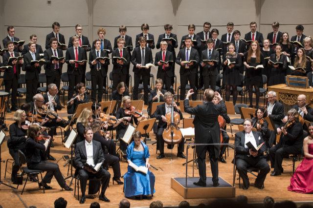 Jugendkonzertchor der Chorakademie Dortmund (c) Jannes Grothus
