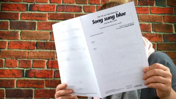 Singen ohne Noten