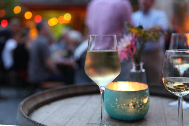 Frankenwein im Glas