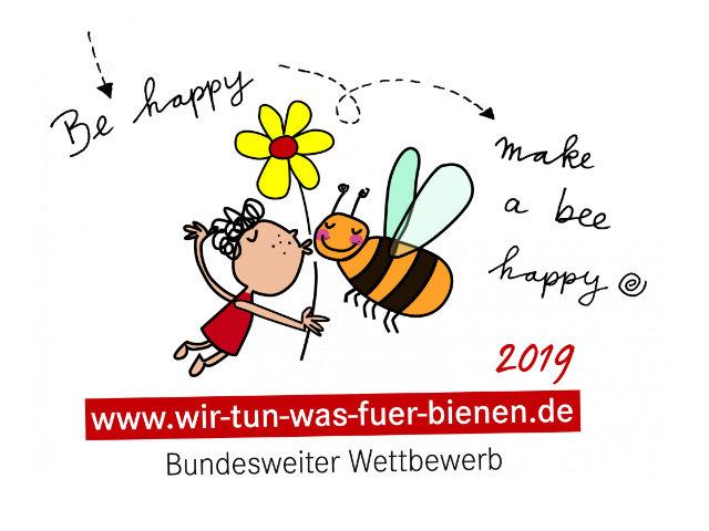 Pflanzwettbewerb Wir tun was für die Bienen