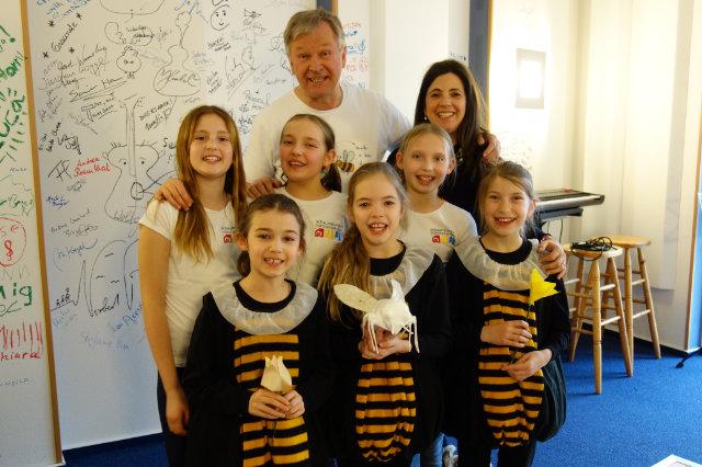 Reinhard Horn Wir tun was für die Bienen
