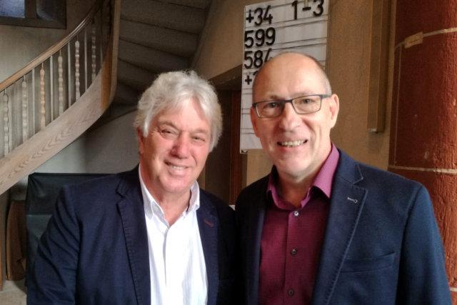 Rolf Zuckowski und Bernd Stallmann, 2018