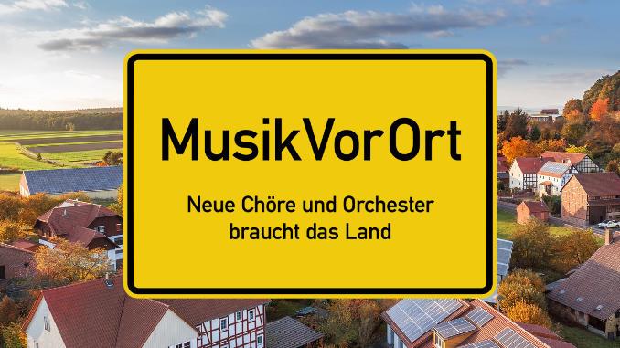 Artikelbild Musik vor Ort