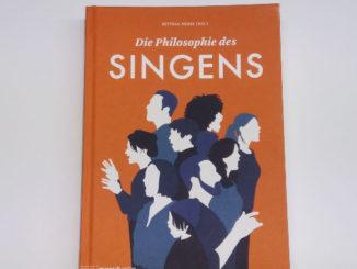 Artikelbild Philosophie des Singens