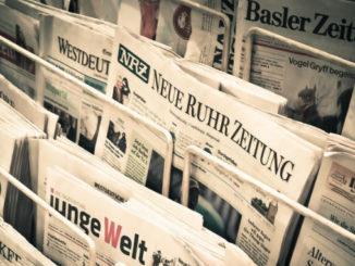 Artikelbild Pressearbeit